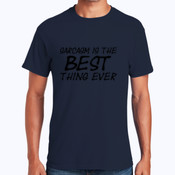 Sarcasm is the best thing ever - Heavy Cotton 100% Cotton T Shirt