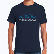 Mind Malfunctions - Heavy Cotton 100% Cotton T Shirt