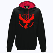 Team Valor Two Tone Hoodie