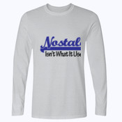 Nostalgia - Softstyle™ long sleeve t-shirt