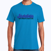 Nostalgia - Heavy Cotton 100% Cotton T Shirt