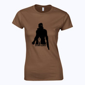 Star Lord - Softstyle™ women's ringspun t-shirt