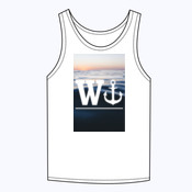 W Anker - Softstyle™ adult tank top