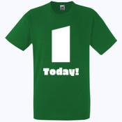 Customizable Childs Birthday T-shirt