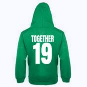 Together Since Left - AWDis College Hoodie