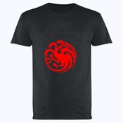 House Targaryen - Softstyle™ adult ringspun t-shirt