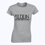 Wildling - Softstyle™ women's ringspun t-shirt
