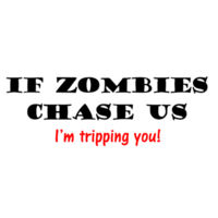 If Zombies Chase Us Design
