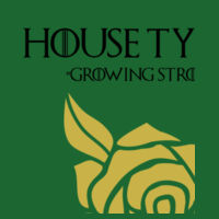 House Tyrell - Lady-fit strap tee Design