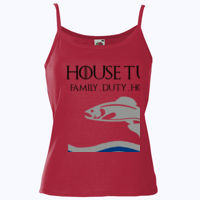 House Tully - Lady-fit strap tee Thumbnail