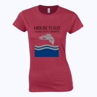 House Tully - Softstyle™ women's ringspun t-shirt - Softstyle™ women's ringspun t-shirt Thumbnail