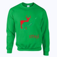 Heavy blend™ adult crew neck sweatshirt Thumbnail