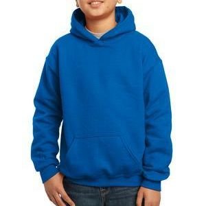 Heavyweight blend youth hooded sweatshirt Thumbnail