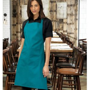 'Colours' bip apron with pocket Thumbnail