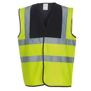 Hi vis 2 band and braces waistcoat (HVW100) Thumbnail