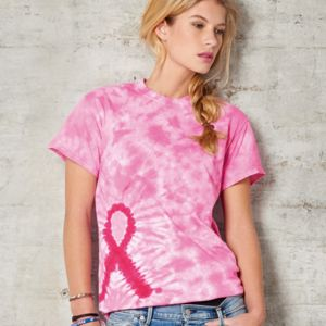 Colortone Tie-Dye Awareness Tee Thumbnail