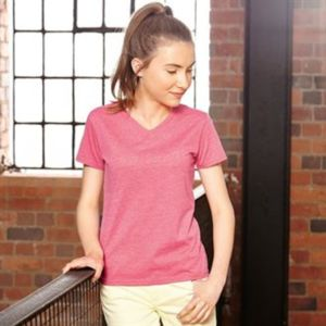 Girls v-neck HD T Thumbnail