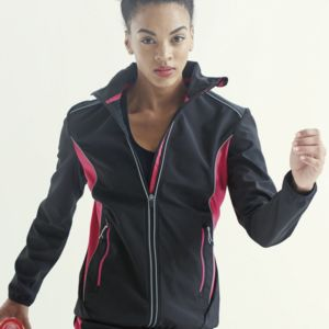 Regatta Active Womens Sochi Softshell Thumbnail