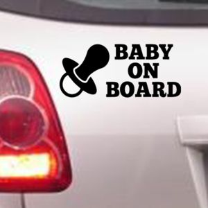 Car Bumper Sticker Thumbnail