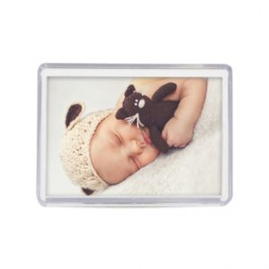 Rectangle Magnet 5cm x 3.5cm Thumbnail