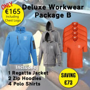 Deluxe Workwear Package B Thumbnail