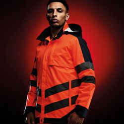 Regatta Hi-Vis Pro Contrast Insulated Jacket Thumbnail