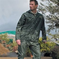 Waterproof jacket and trouser set Thumbnail