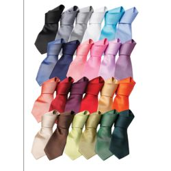 'Colours' fashion tie Thumbnail