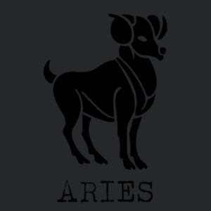 Aries in silver - Softstyle™ youth ringspun t-shirt Design