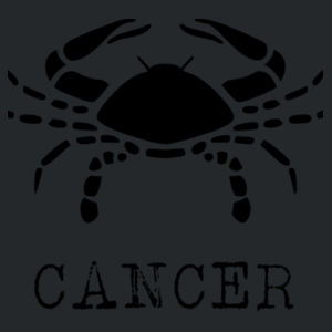 Cancer in silver - Softstyle™ youth ringspun t-shirt Design