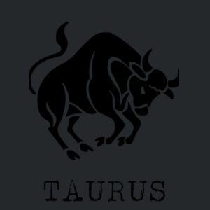 Taurus in silver - Softstyle™ youth ringspun t-shirt Design