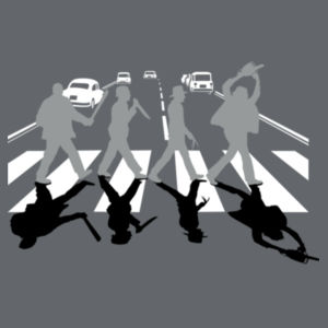 Abbey Road Killers - Softstyle™ youth ringspun t-shirt Design