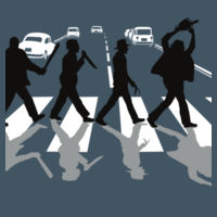 Abbey Road Killers - Softstyle™ women's ringspun t-shirt Design
