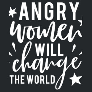 Angry Women - Softstyle™ women's tank top Design