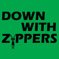 Down With Zippers Design