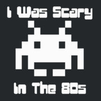 I was Scary in The 80s Design