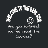Welcome to the dark side Design