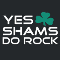 Yes Shams Do Rock Design
