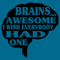Brains Are Awesome Design