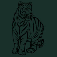 Tiger - Softstyle™ adult ringspun t-shirt Design