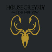 House Greyjoy - Softstyle™ adult ringspun t-shirt Design