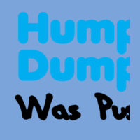 Humpty Dumpty Was Pushed - Softstyle™ adult ringspun t-shirt Design