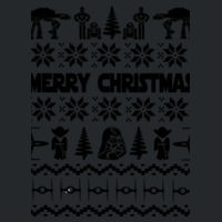 Star Wars Christmas Jumper - Heavy Blend™ youth crew neck sweatshirt Design