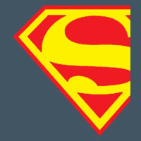 Superman Inspired Design - Softstyle™ adult ringspun t-shirt Design