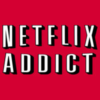 Netflix Addict - Softstyle™ women's ringspun t-shirt  Design