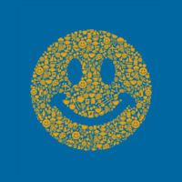 Smiley - Softstyle™ adult ringspun t-shirt Design