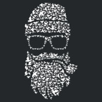 Bird Beard - Softstyle™ adult ringspun t-shirt Design