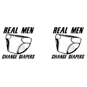 Real Men - Mug - Ceramic 11oz Design