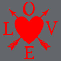 Love - Softstyle™ adult ringspun t-shirt Design