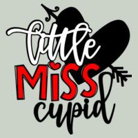 Little Miss Cupid - Baby sweatshirt Design